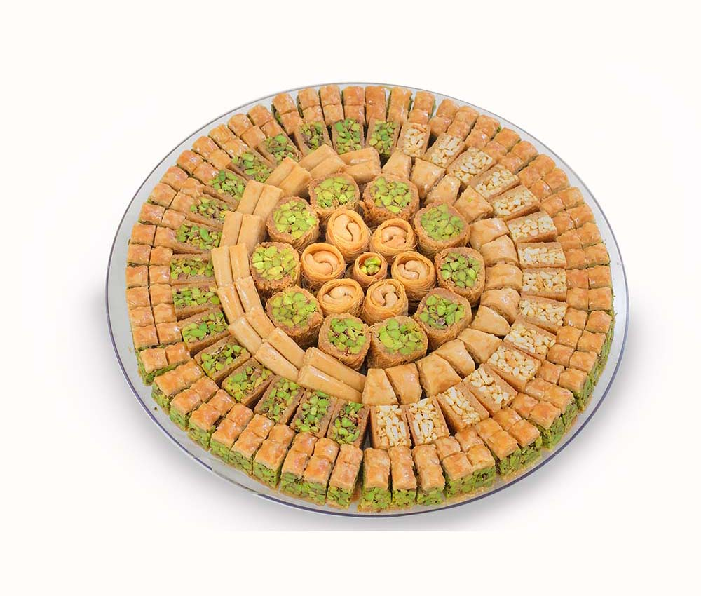 DM Assorted Baklava Tray 2000g
